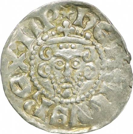 Henry III Long Cross Silver penny 1216-1272